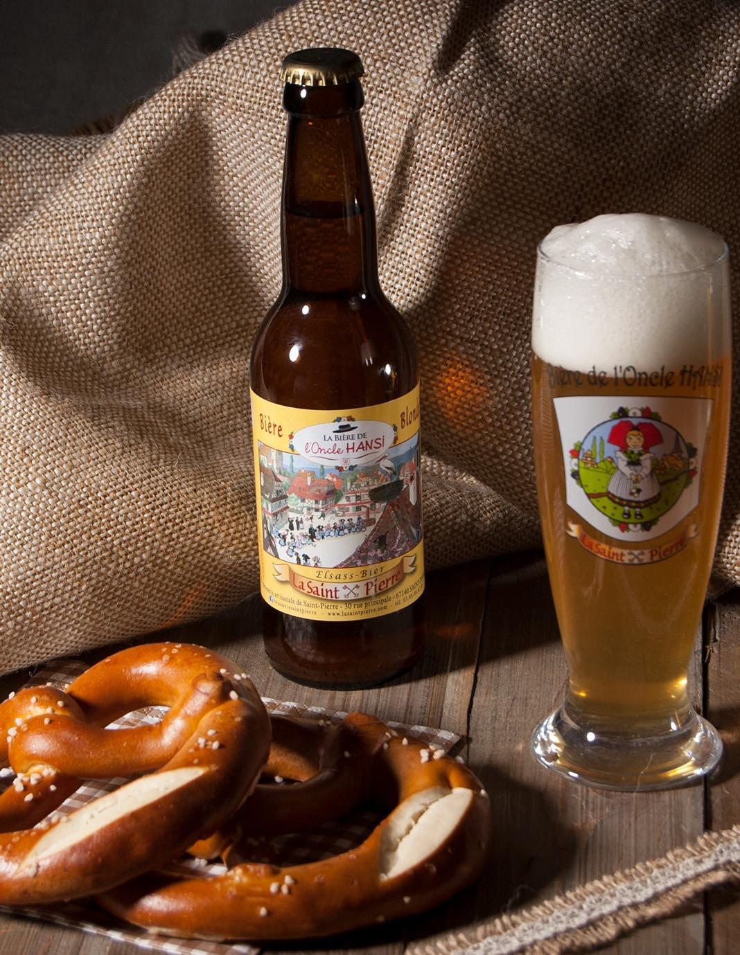 Bier von Onkel Hansi