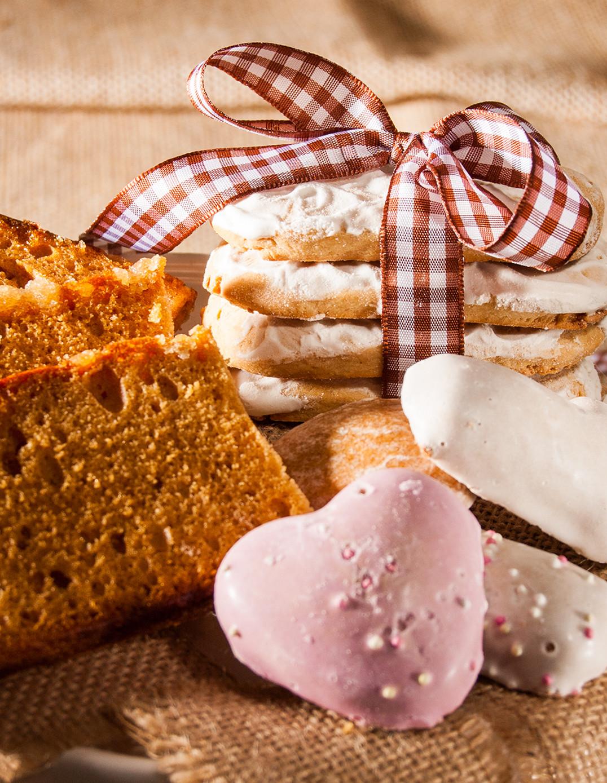Lebkuchen-Sortiment im Beutel