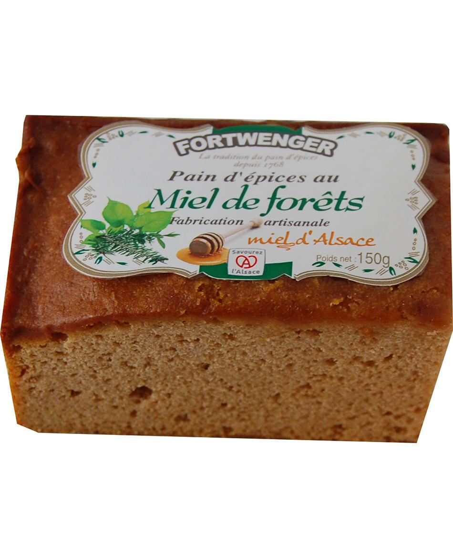 Lebkuchen mit elsässischem Waldhonig