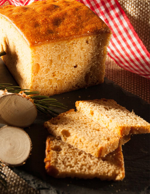 Lebkuchen mit elsässischem Kalkhonig