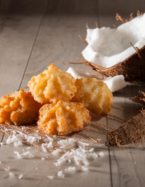 Kokosmakronen aus der Biscuiterie von Onkel Hansi
