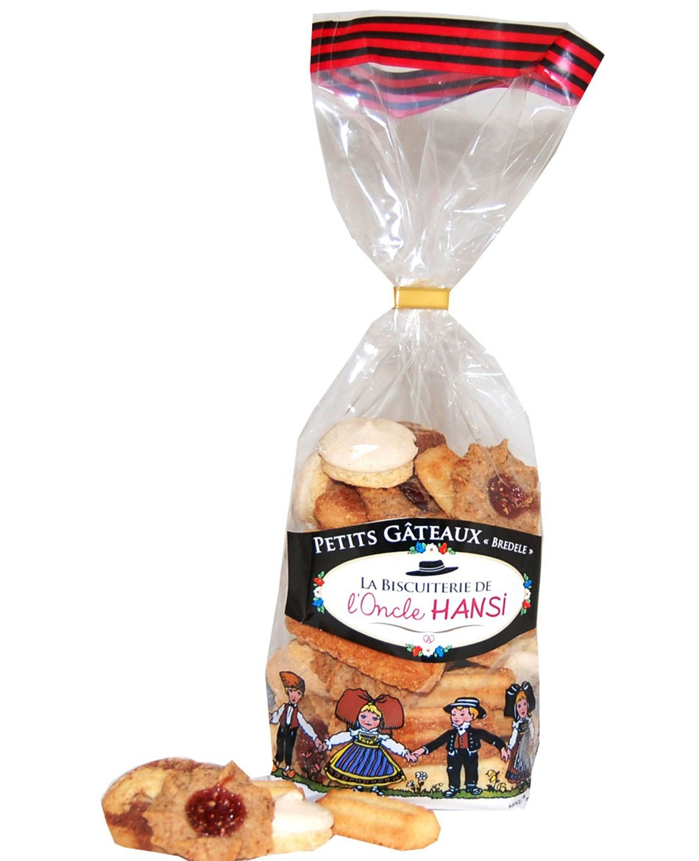 Plätzchen-Sortiment aus der Biscuiterie von Onkel Hansi