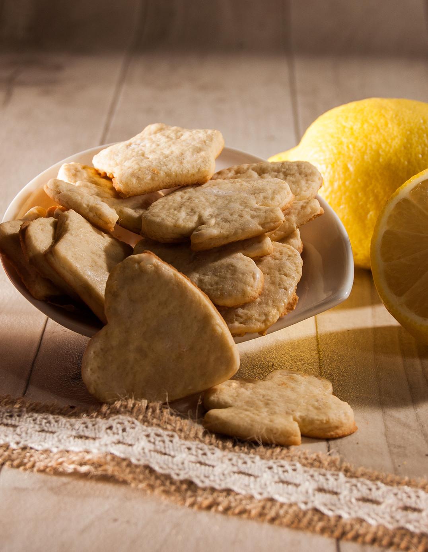 Zitronenplätzchen aus der Biscuiterie von Onkel Hansi