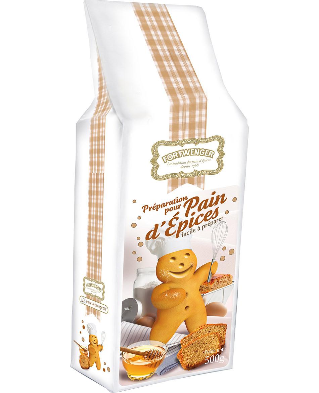 Lebkuchen-Mehl