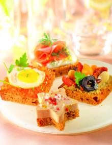 Lebkuchen für Feinschmecker – 50% reine Honig