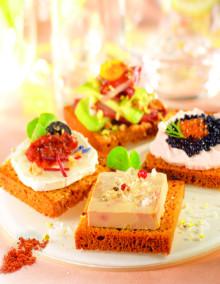 Lebkuchen für Feinschmecker - Feigen und Espelettepfeffer