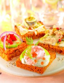 Lebkuchen für Feinschmecker - Mango und Sishuanpfeffer
