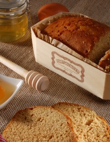Leckerer Honigkuchen